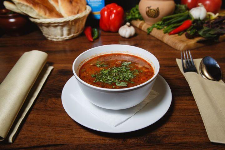 Суп харчо — рецепт изготовления в домашних критериях с фото