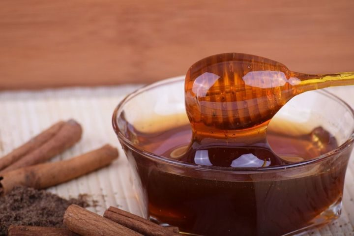 Маска для волос с корицей и медом