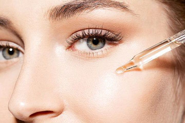 Миндальное масло от морщин вокруг глаз